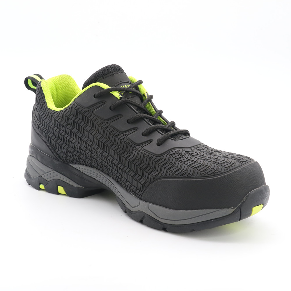KPU ONE-PIECE UPPER SAFETY SHOE RC48113