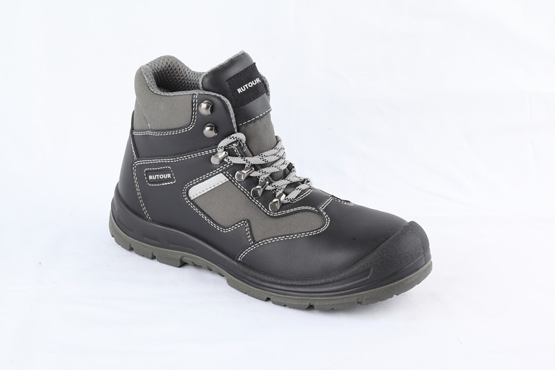 """TOE PROTECTION AND PENETRATION PROTECTION 6"""" SAFETY SHOE STYLE NO. RT68238"""