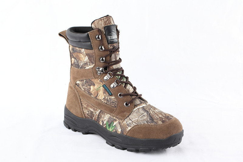 WATERPROOF ARMY BOOTS STYLE NO. RB88282